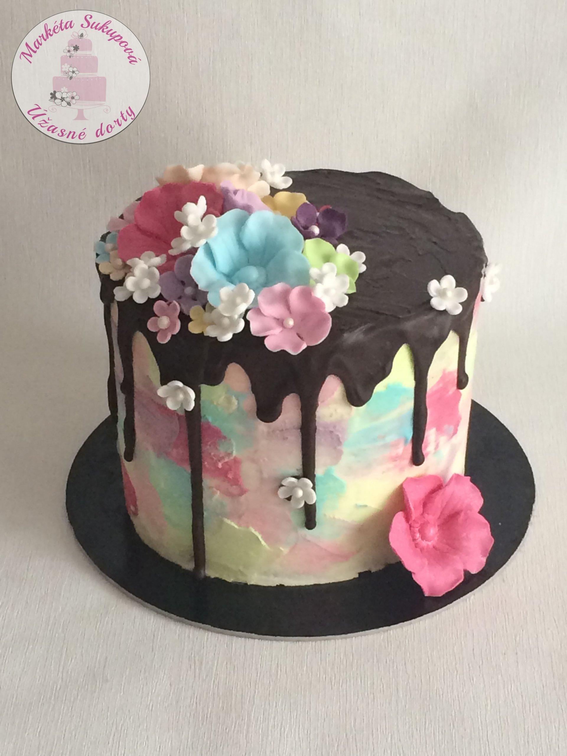originální dorty k narozeninám Narozeninové dorty   Úžasné dorty   Markéta Sukupová originální dorty k narozeninám